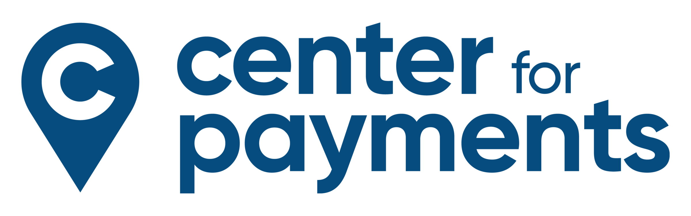 Center for Payments logo on transparent BG