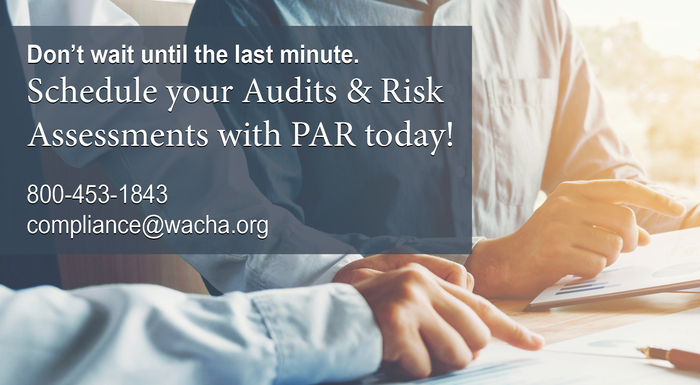 Our Schedules Are Filling, Call to Schedule Your Required ACH Audits & Risk Assessments!