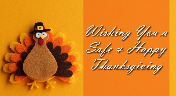 Happy Thanksgiving from Macha/PAR